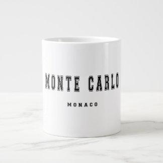 モンテカルロモナコ ジャンボコーヒーマグカップ