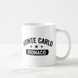 モンテカルロ コーヒーマグカップ
