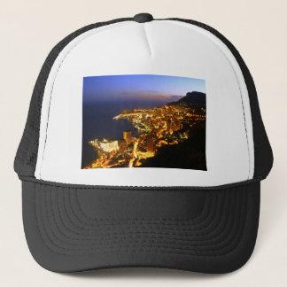 モンテカルロ、モナコ キャップ