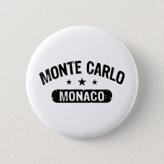 モンテカルロ 5.7CM 丸型バッジ