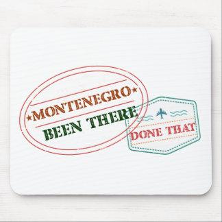 モンテネグロそこにそれされる マウスパッド