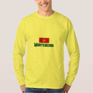 モンテネグロのスエットシャツ Tシャツ