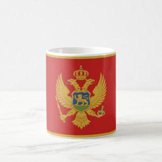 モンテネグロの国旗の国家の記号 コーヒーマグカップ