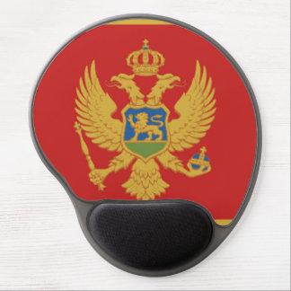 モンテネグロの国旗の国家の記号 ジェルマウスパッド