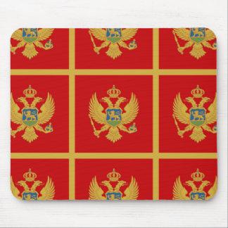 モンテネグロの旗 マウスパッド