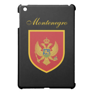 モンテネグロの美しい旗 iPad MINIカバー