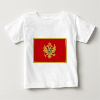 モンテネグロ ベビーTシャツ