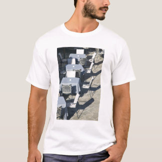 モンテネグロ、Budva。 BudvaのStariの古い町/卒業生、 Tシャツ