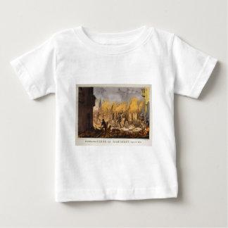 モンテレイ1846年9月23日の包囲の第3日 ベビーTシャツ