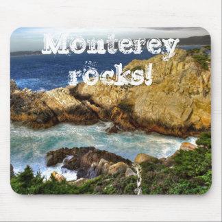 モンテレーの石! マウスパッド