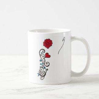 モンテレーの開始の刺激を受けたなマグ コーヒーマグカップ