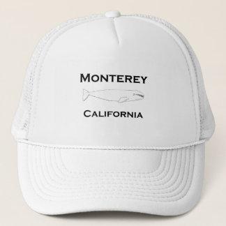 モンテレーカリフォルニアのコククジラ キャップ