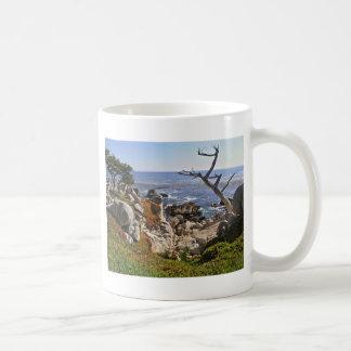 モンテレー不朽の湾 コーヒーマグカップ