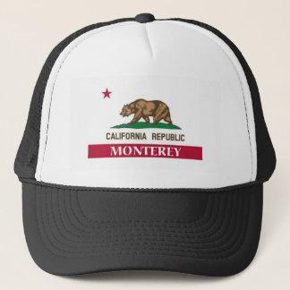 モンテレー都市カリフォルニア キャップ