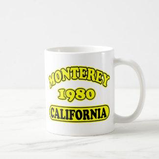モンテレー、カリフォルニア -- Tシャツ コーヒーマグカップ