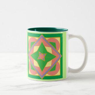 モンテレー ツートーンマグカップ