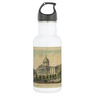 モントピーリアを造るヴァーモントの国会議事堂 ウォーターボトル