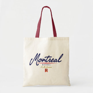 モントリオールの原稿 トートバッグ