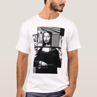 モンドリアンのリサ Tシャツ