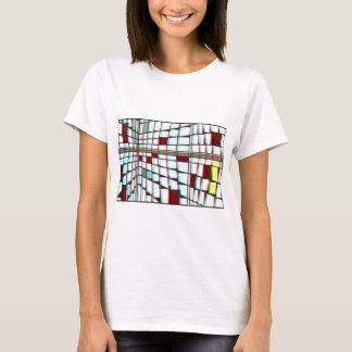 モンドリアンシティ3 Tシャツ