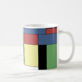 モンドリアン#11 コーヒーマグカップ