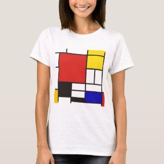モンドリアン Tシャツ