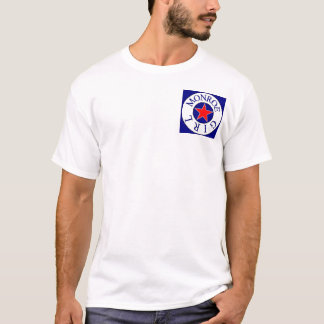 モンローの女の子 Tシャツ