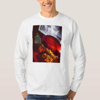 モンローの甘い長袖 Tシャツ