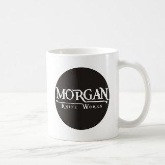 モーガンのナイフの仕事 コーヒーマグカップ