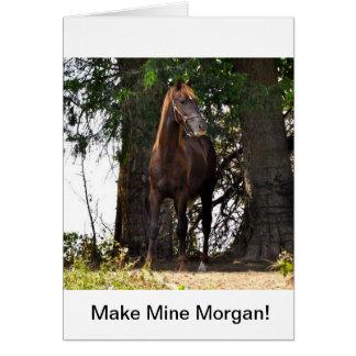 モーガンの馬プロダクト!! カード