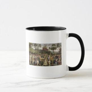 モーゼ、c.1481-83の旅行 マグカップ