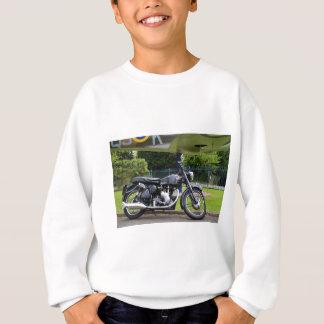 モーターバイクおよび短気者 スウェットシャツ