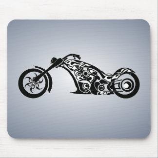 モーターバイクのhotwheelsのmousepad マウスパッド
