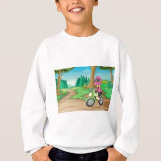 モーターバイク スウェットシャツ