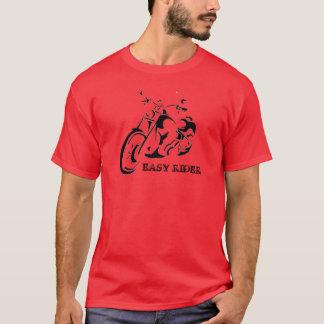 モーターバイク/容易なライダー Tシャツ