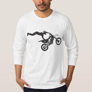 モーター十字PIC Tシャツ