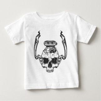 モーター頭部 ベビーTシャツ