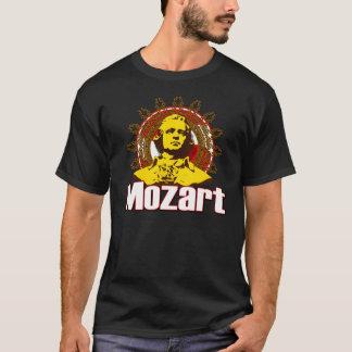 モーツァルトのティー Tシャツ