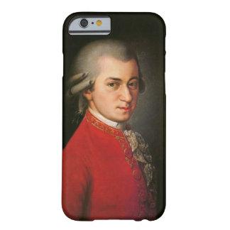 モーツァルトのポートレート iPhone 6 ベアリーゼアケース