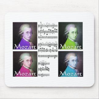 モーツァルトの恋人のギフト マウスパッド