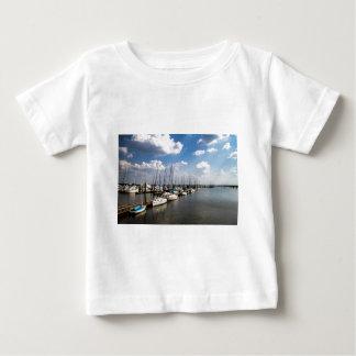 モーニングスターのマリーナのヨットジョージア米国 ベビーTシャツ