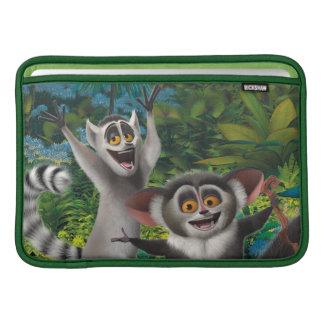 モーリスおよびJulien MacBook スリーブ