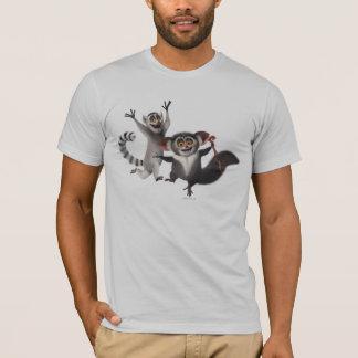 モーリスおよびJulien Tシャツ