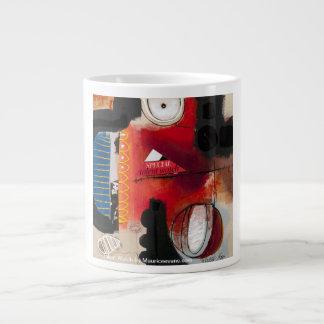 モーリスエバンズ著才能の腕時計 ジャンボコーヒーマグカップ