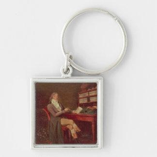モーリスde Talleyrandのポートレート キーホルダー