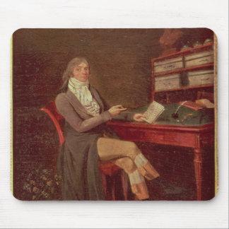 モーリスde Talleyrandのポートレート マウスパッド
