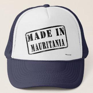 モーリタニアで作られる キャップ