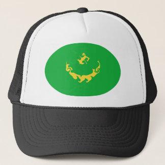 モーリタニアのすごい旗の帽子 キャップ