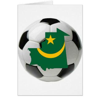 モーリタニアの全国代表チーム カード