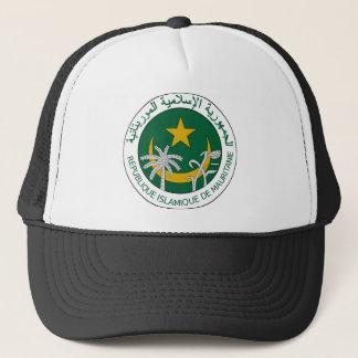 モーリタニアの国民のシール キャップ